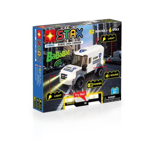 STAX Armory Cash Carrier - LEGO-kompatibel
