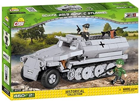 COBI - Small Army SD.KFZ.251/9 Ausf. C S
