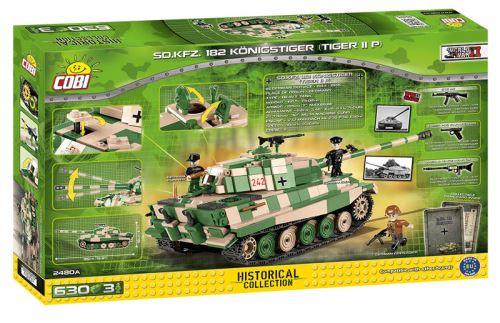 COBI - 2480 Small Army Königstiger