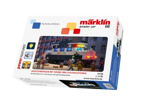 Märklin®/STAX®-Discowagen