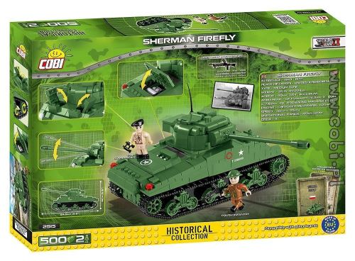 COBI - 2515 Small Army Shermann Firefly