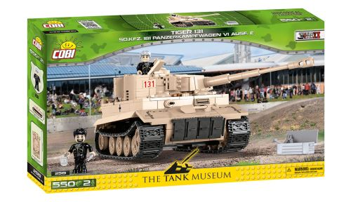 COBI - 2519 Small Army Tiger  I 131