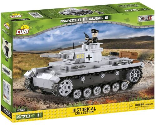 COBI - 2523 Small Army Panzerkampfwagen