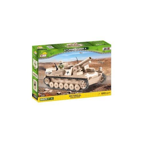COBI - Small Army Sig 33 auf Panzer
