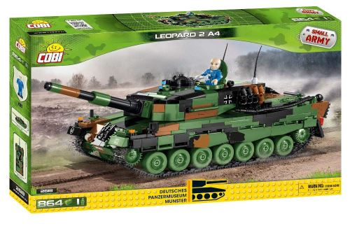 COBI - 2618 Small Army Leopard 2 A4