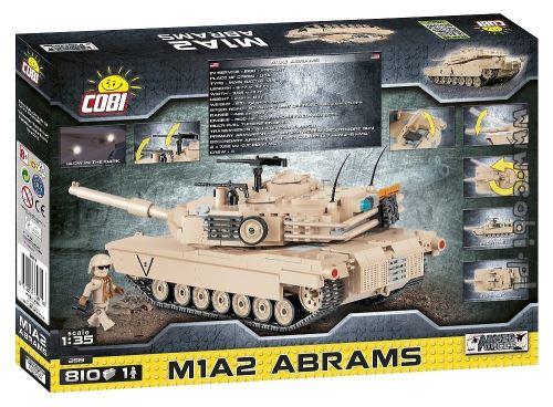 COBI - 2619 Small Army Abrams M1A2