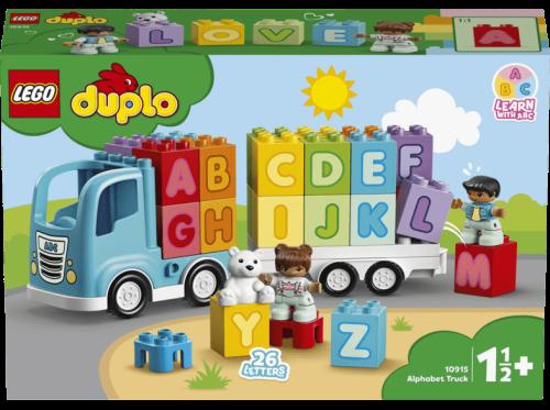 DUPLO® - 10915 Mein erster ABC-Lastwagen