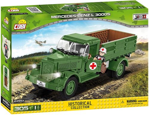 COBI - 2455 Small Army Mercedes-Benz L3000S