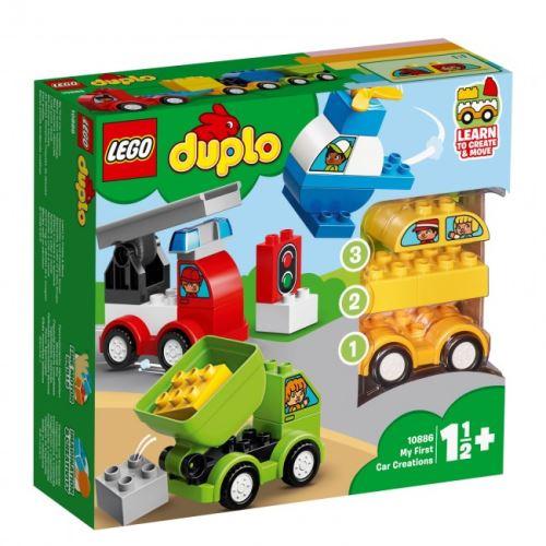 DUPLO® 10886 Meine ersten Fahrzeuge