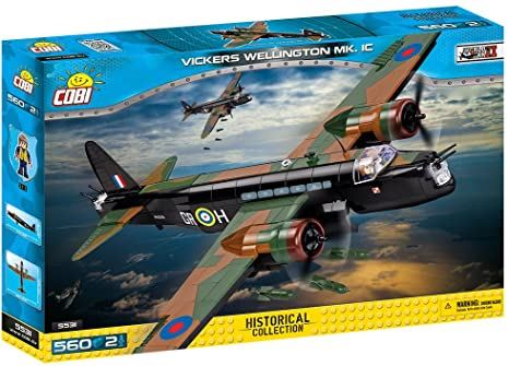 COBI - 5531 Small Army Vickers Wellington