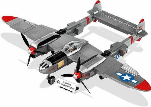 COBI - 5539 Small Army Lockheed P-38 Lightning