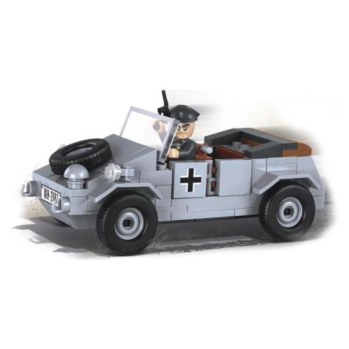COBI - 2187 HC VW Type 82 Kübelwagen