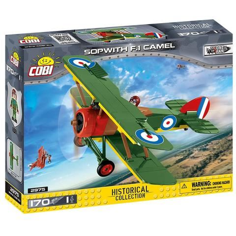 COBI - 2975 Small Army Sopwith F.1 Camel