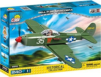 COBI - 5540 Small Army Bell P-39 Airacobra