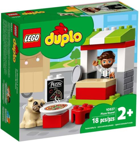 DUPLO® 10927 Pizza-Stand