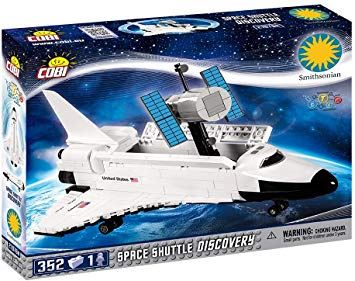 COBI - 21076 Smithsonian Space Shuttle Discovery