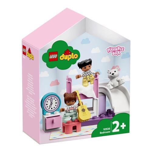 DUPLO® 10926 Kinderzimmer-Spielbox