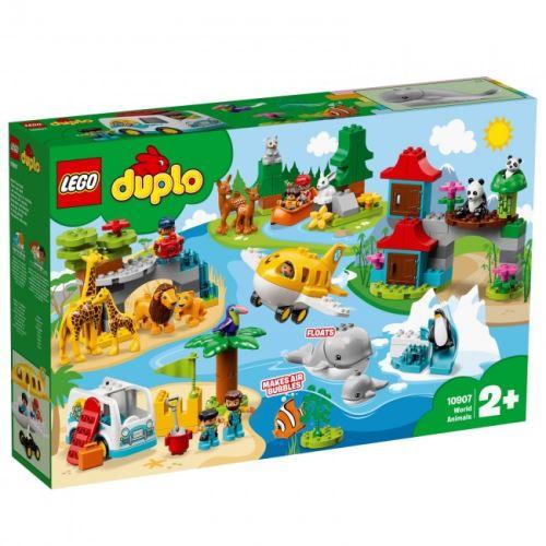 DUPLO® 10907  - Tiere der Welt