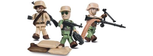 COBI - 2034 Small Army Deutsches Afrika-Corps