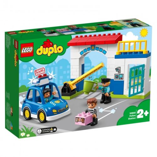 DUPLO® 10902 Polizeistation