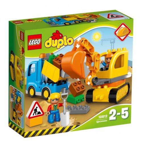 DUPLO® 10812 Bagger & Lastwagen