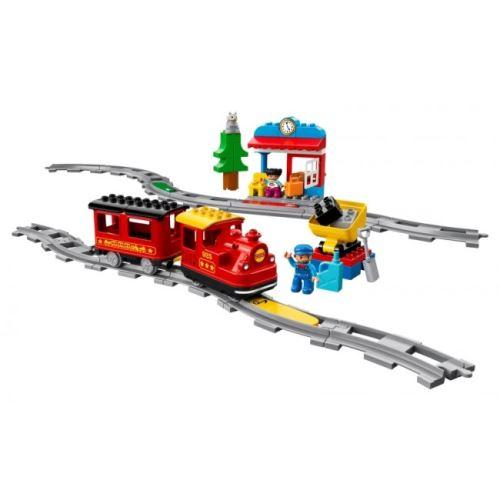 DUPLO® 10874 - Dampfeisenbahn