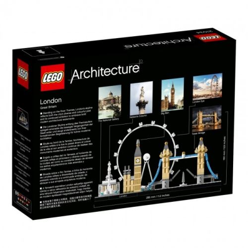 LEGO® - Architecture - London 21034