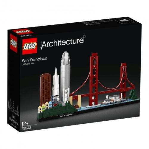 LEGO® - Architecture - San Francisco 21043