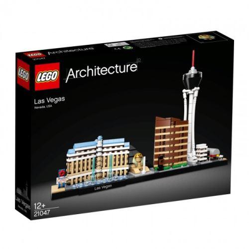 LEGO®- Architecture - Las Vegas 21047