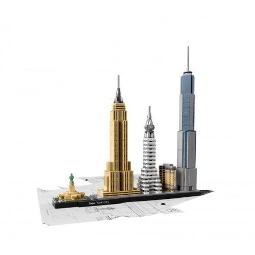 LEGO®  - Architecture - New York City 21028