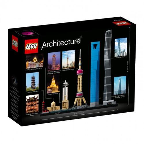 LEGO® - Architecture - Shanghai 21039