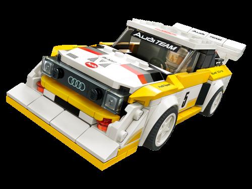 LEGO ® - Speed Champions Audi Sport Quattro S1 76897
