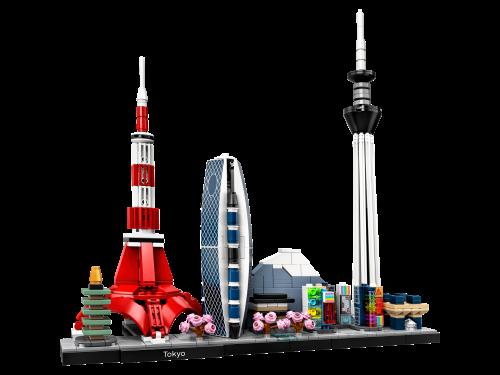 LEGO® - Architecture - Tokio 21051