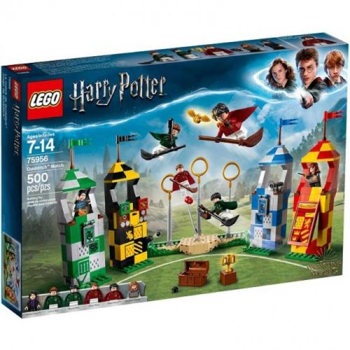LEGO® - 75956 Harry Potter Quidditch™ Turnier