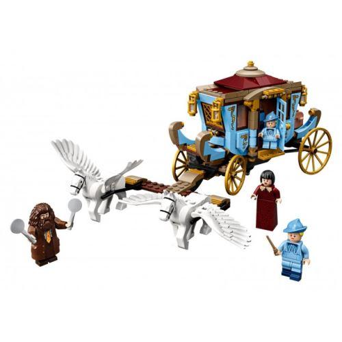 LEGO® -75958 Harry Potter Kutsche von Beauxbatons: Ankunft in Hogwarts™