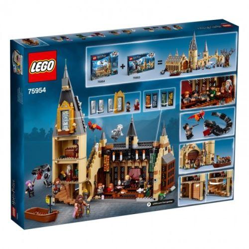 LEGO® - 75954 Harry Potter Die große Halle von Hogwarts™