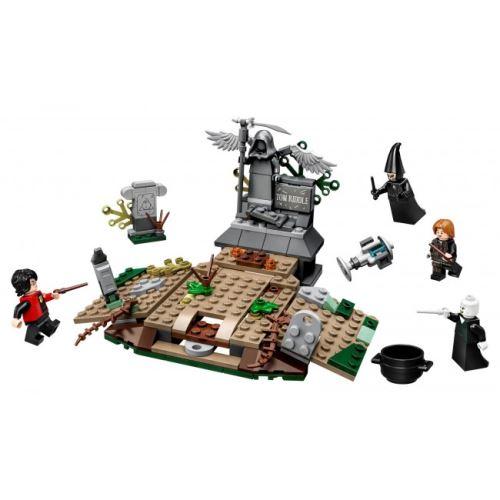 LEGO® - 75965 Harry Potter Der Aufstieg von Voldemort™