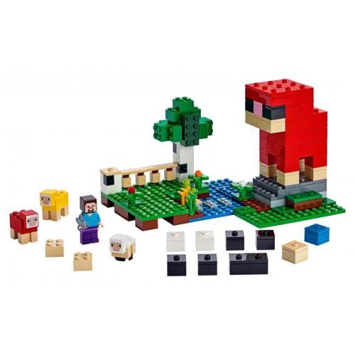 LEGO® - Minecraft - Die Schaffarm 21153