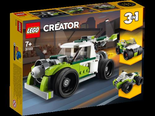 LEGO® - 31103 Creator 3-in-1 Raketen-Truck