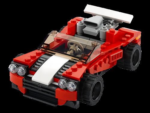LEGO® - 31100 Creator 3-in-1 Sportwagen