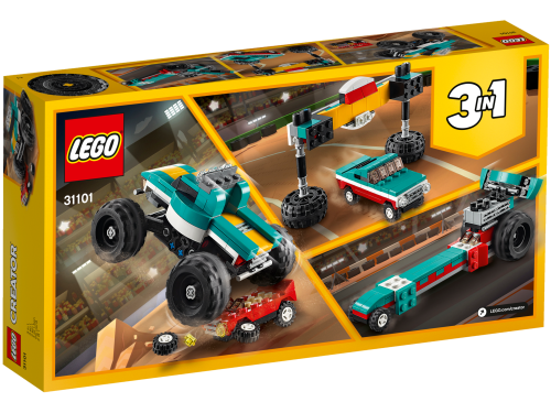 LEGO® -  31101 Creator 3-in-1 Monster-Truck