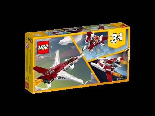 LEGO® - 31086 Creator 3-in-1 Flugzeug der Zukunft