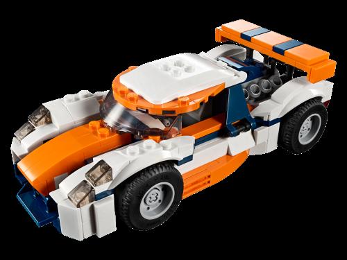 LEGO® - 31089 Creator 3-in-1 Rennwagen