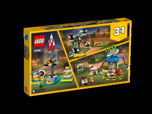 LEGO® - 31095 Creator 3-in-1 Jahrmarktkarussell