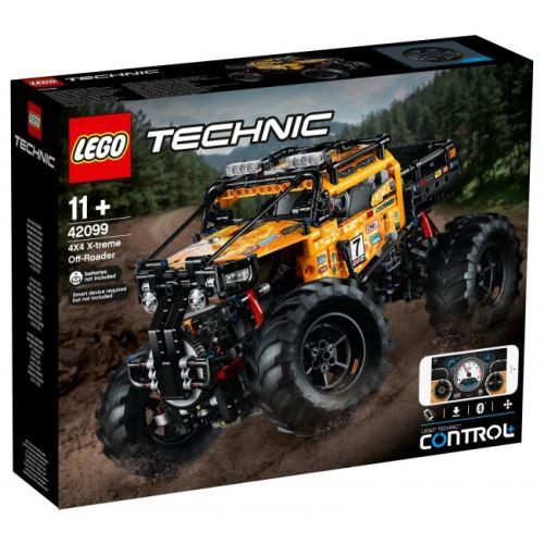 LEGO® - Technic - Allrad Xtreme-Geländewagen 42099