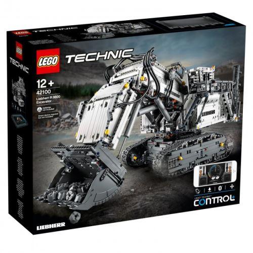 LEGO® - Technic - Liebherr Bagger R9800 42100