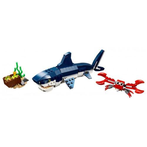 LEGO® - 31088 Creator 3-in-1 Bewohner der Tiefsee