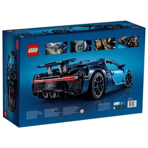 LEGO® - Technic - Bugatt Chiron 42083