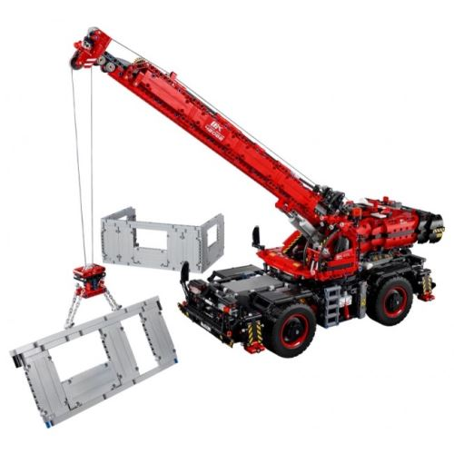 LEGO® - Technic - Geländegängiger Kranwagen 42082