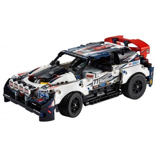 LEGO® - Technic - Top-Gear Ralleyauto mit App-Steuerung 42109